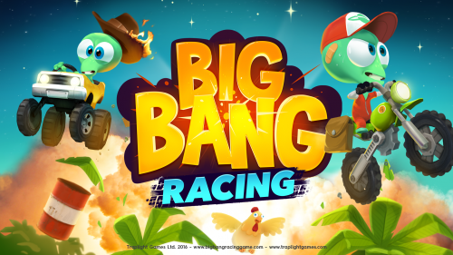 Big Bang Racing criticsight traplight 2016 imágenes wall