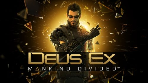 Deus Ex Mankind Divided  wallpaper criticsight 2016