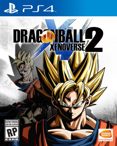 Dragon Ball Xenoverse 2 Criticsight 2016 Bandai Namco Imagen portada PS4 front cover