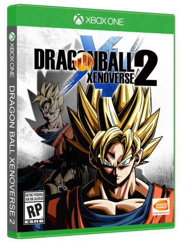 Dragon Ball Xenoverse 2 Criticsight 2016 Bandai Namco Imagen portada xbox one front cover side