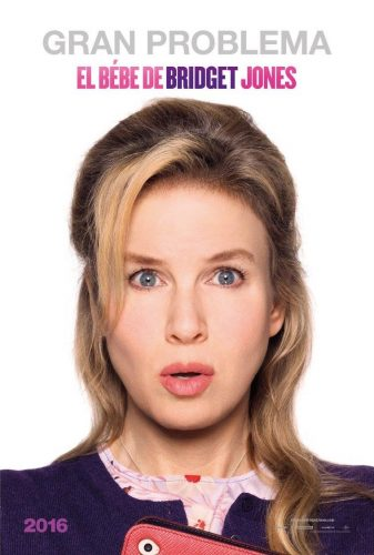 El Bebe de Bridget Jones Poster 2016 Latino Mexico Criticsight  Gran Problema