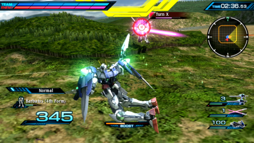 Mobile Suit Gundam Extreme VS-Force criticsight 2016 imágenes 2