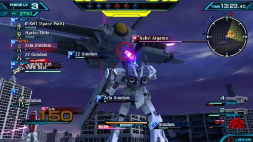 Mobile Suit Gundam Extreme VS-Force criticsight 2016 imágenes 8