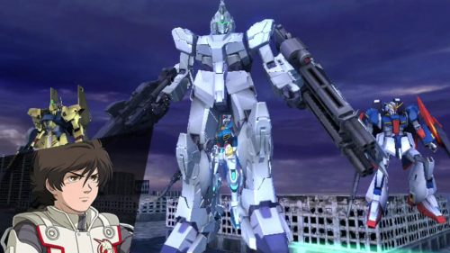 Mobile Suit Gundam Extreme VS-Force criticsight 2016 imágenes 9