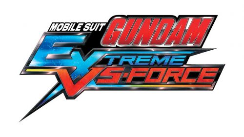 Mobile Suit Gundam Extreme VS-Force criticsight 2016 imágenes  logo oficial (Large)