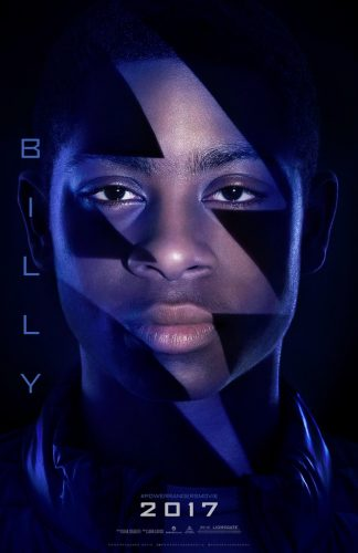 Power Rangers Pelicula 2017 Criticsight Poster 2 blue ranger billy