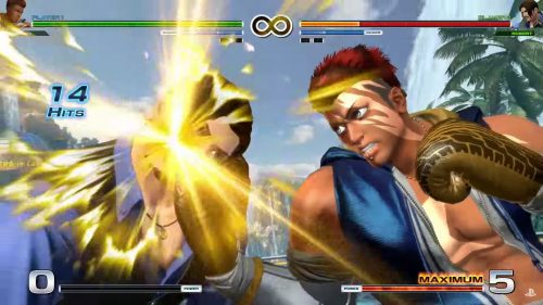 Trailer del South America Team en KOF XIV criticsight imagen 2