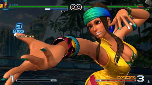 Trailer del South America Team en KOF XIV criticsight imagen 6