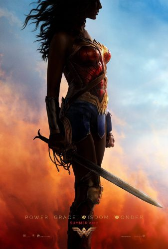 wonder woman teaser poster criticsight 2016