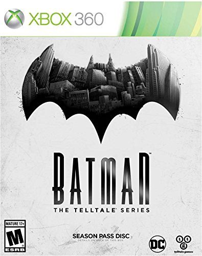 Batman The Telltale Series disponible en XBOX 360, PS3 portada criticsight