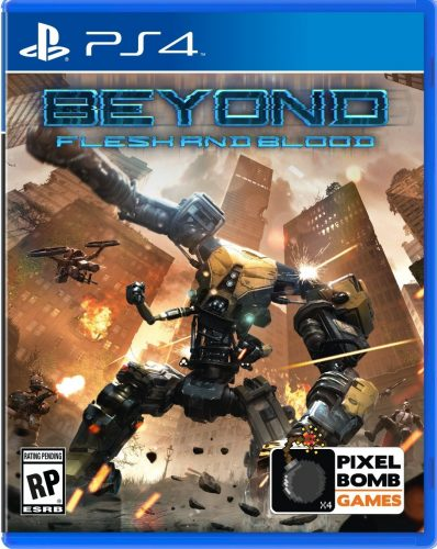 Beyond Flesh and Blood disponible en PS4 y XBOX One portada criticsight