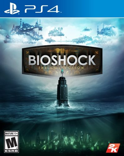 Bioshock The Collection disponible en PS4 y XBOX One  portada criticsight