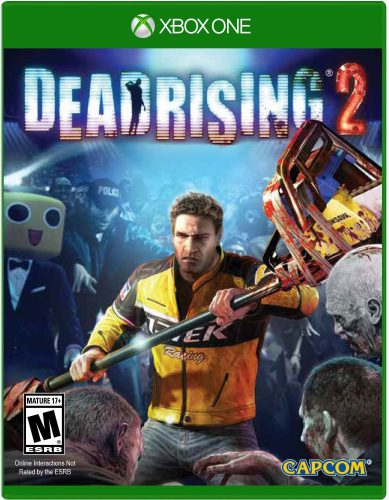 Dead Rising 2 disponible en XBOX One y PS4 portada criticsight