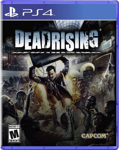 Dead Rising disponible en PS4 y XBOX One portada criticsight