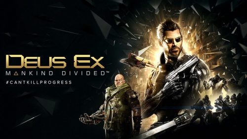 Deus Ex mankind Divided Wallpaper launch trailer criticsight 2016