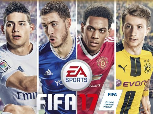 FIFA 17 GAMEPLAY CRITICSIGHT WALLPAPER 2016