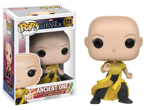 Figuras Funko Pop! de Doctor Strange (2016) criticsight imagen Ancient One