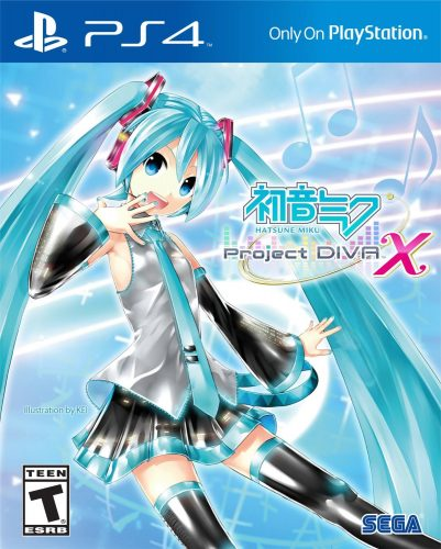Hatsune Miku Project Diva X disponible en PS4 portada criticsight