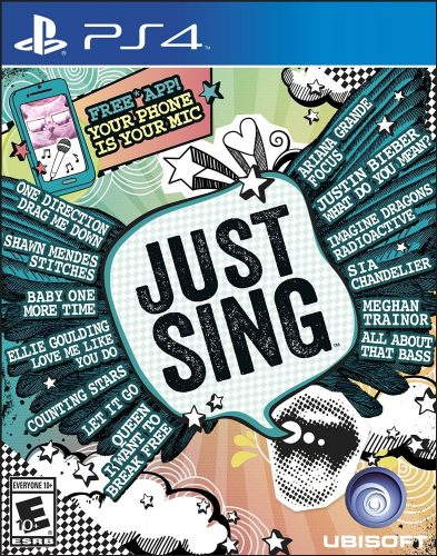 Just Sing disponible en PS4 y XBOX One portada criticsight