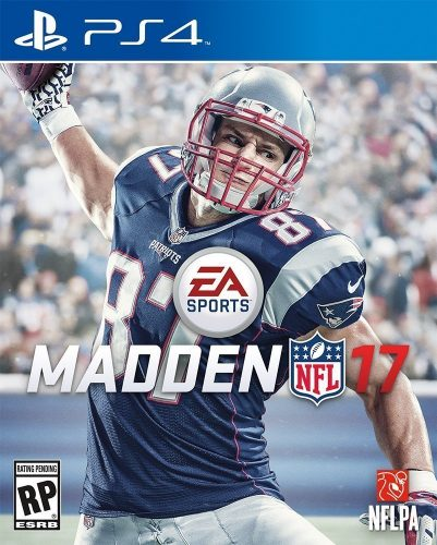 Madden NFL 17 disponible en PS4 y XBOX One portada criticsight
