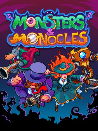 Monsters and Monocles criticsight 2016 imagen  poster