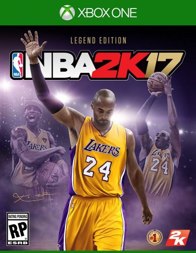 NBA 2K17 disponible en XBOX One y PS4 portada criticsight