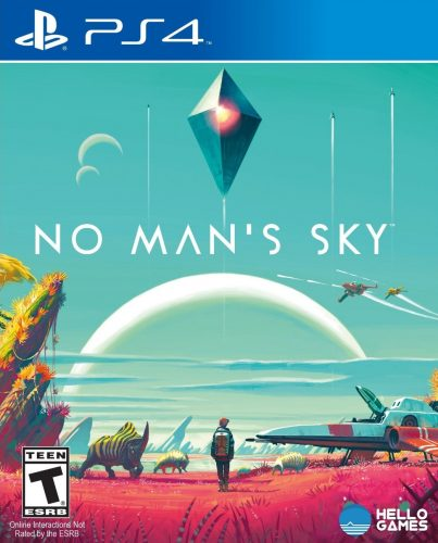 No Man´s Sky portada ps4 criticisght 2016