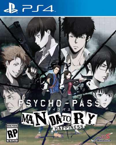 Psycho Pass  Mandatory Happiness disponible en PS4 portada criticsight