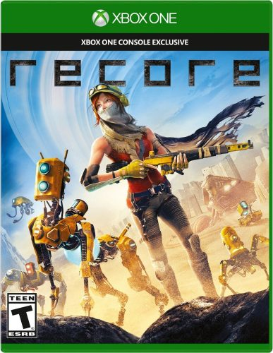 Recore disponible solo en XBOX One portada criticsight