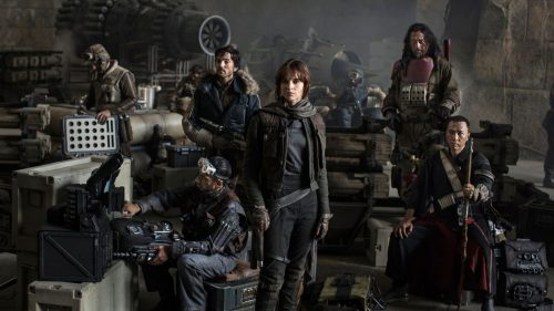 Rogue One Una historia de Star Wars wllpaper 2016 criticsight