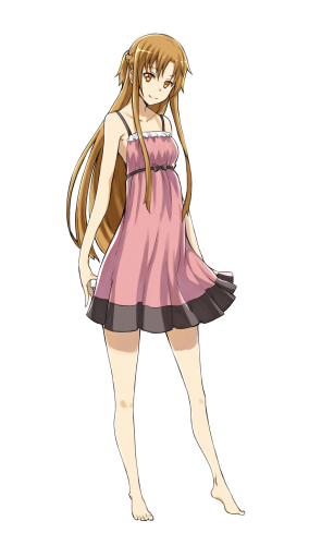 Sword Art Online Hollow Realization Criticsight 2016 Imagen nightwear