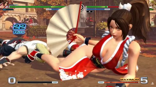 Trailer de Women Fighters Team y K´Team en KOF XIV, Plus Imágenes  criticsight 10