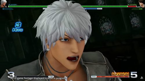 Trailer de Women Fighters Team y K´Team en KOF XIV, Plus Imágenes  criticsight 2