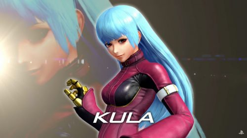 Trailer de Women Fighters Team y K´Team en KOF XIV, Plus Imágenes  criticsight 3