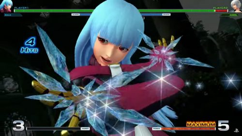 Trailer de Women Fighters Team y K´Team en KOF XIV, Plus Imágenes  criticsight 4