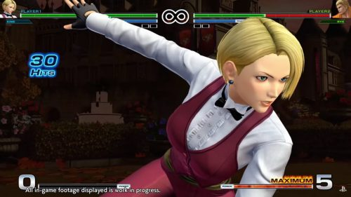 Trailer de Women Fighters Team y K´Team en KOF XIV, Plus Imágenes  criticsight 8