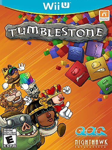 Tumblestone disponible en PS4 y WII U portada criticsight