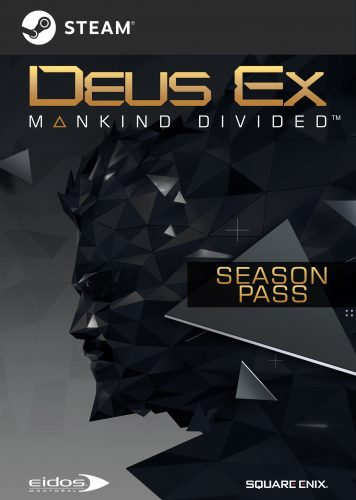 deus Ex mankind Divided season pass info español mexico 2016 criticsight