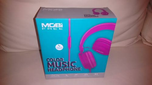 Audífonos Color Music Headphone de Mobi Free criticsight escuadron gamer 2016 imagen 1