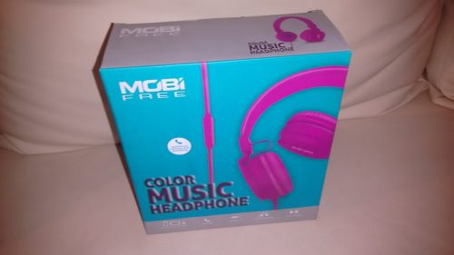 Audífonos Color Music Headphone de Mobi Free criticsight escuadron gamer 2016 imagen 2