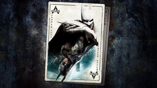 Batman Return to Arkham arte wallpaper criticsight