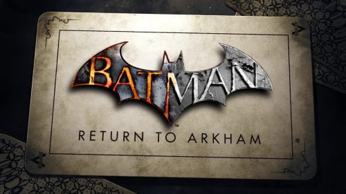Batman Return to Arkham wallpaper criticsight