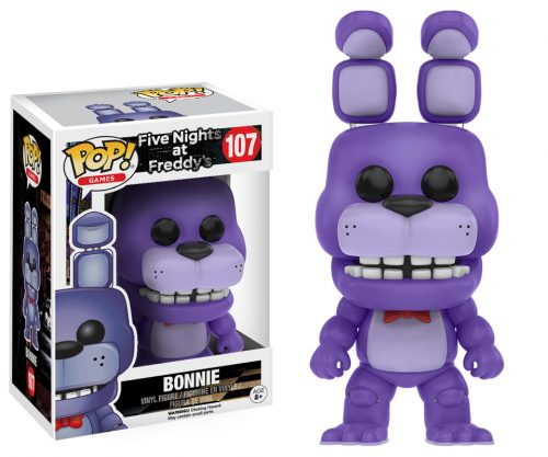 Figuras Funko Pop de Five Nights at Freddy´s 2016 criticsight HD imágenes BONNIE
