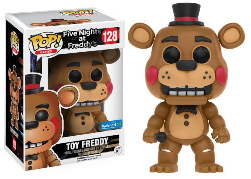 Figuras Funko Pop de Five Nights at Freddy´s 2016 criticsight HD imágenes TOY FREDDY