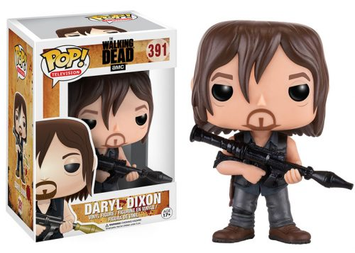 Figuras Funko Pop de The Walking Dead Temporada criticsight 2016 imagen DARYL DIXON VER 3