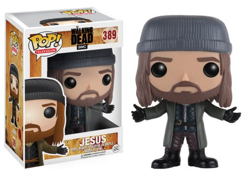 Figuras Funko Pop de The Walking Dead Temporada criticsight 2016 imagen JESUS