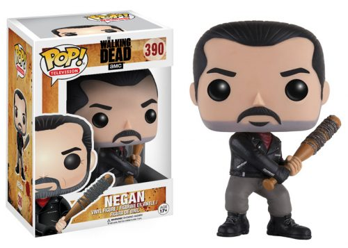 Figuras Funko Pop de The Walking Dead Temporada criticsight 2016 imagen  NEGAN