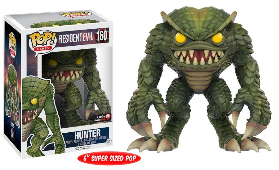 HUDSONec, Collectionneur & Passionné -> part 3 - Page 8 Figuras-Funko-Pop-de-Resident-Evil-2017-criticsight-imagen-Hunter