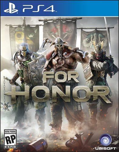 For Honor disponible en PS4 y XBOX One portada criticisght