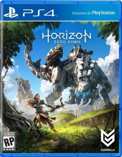 Horizon Zero Dawn disponible solo en PS4 portada criticisght 2017
